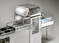 P5-A Automatic In-Line Tray/Cup Sealer