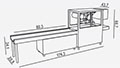 P5-4ZA-3 – High Capacity Automatic In-Line Tray/Cup Seal System (P5-4ZA-3) - 2
